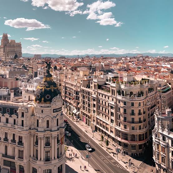 Madrid Aereo